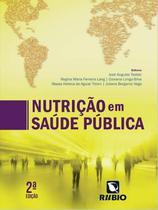 NUTRICAO EM SAUDE PUBLICA - 2ª ED - Rubio