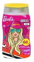 Nutriex Barbie Fps 60 Protetor Solar Infantil 120ml -