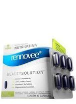Nutrilatina Rennovee Beauty Solution Cuidados da Pele, Cabelos e Unhas 42 Cápsulas - Não