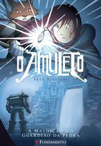 O Amuleto. A Maldição do Guardião da Pedra - Volume 2 - 2013 - Fundamento -