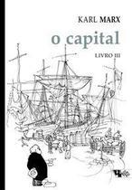 O capital Livro III - Boitempo