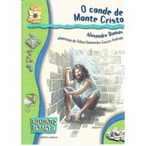 O Conde de Monte Cristo - Col. Reencontro Infantil - Scipione