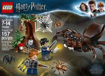 O Covil de Aragogue - LEGO Harry Potter 75950 -