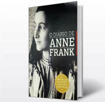 O Diário De Anne Frank Livro - Ilustrado Com Fotos Autenticas - Spmix