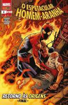 O Espetacular Homem-Aranha - 2 - Marvel