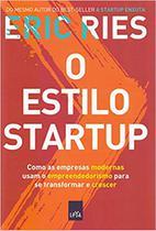 O Estilo Startup - Leya -