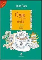 O Gato da Xícara de Chá - Salamandra