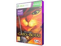 O Gato de Botas p/ Xbox 360 Kinect - THQ