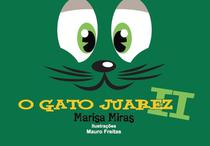 O gato juarez ii - Scortecci Editora -