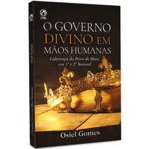 O Governo Divino em Mãos Humanas Livro Tema 4º Tri 2019 - Cpad