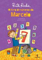 O livro de números do Marcelo - Editora Salamandra