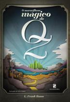 O Maravilhoso Mágico de Oz - Salamandra -