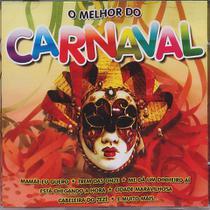 O Melhor do Carnaval - CD - Radar