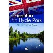 O menino do Hyde Park - Scortecci Editora -