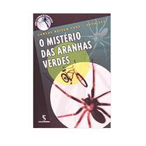 O Mistério das Aranhas Verdes - Salamandra -