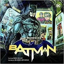 O mundo do batman - Pixel -