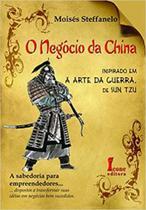 O Negócio da China.Inspirado em A Arte Guerra, De Sun Tzu - Ícone