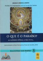 O que é o paraíso - angelo cardeal amato - Armazem