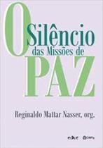O silêncio das missões de paz - Educ -