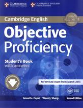 Objective proficiency sb with answers - 2nd ed - Cambridge university