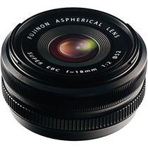 Objetiva Fujifilm XF 18mm f2 R -