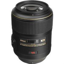 Objetiva Nikon 105mm F2.8 Vr Macro If-ed -