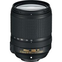 Objetiva Nikon 18-140mm Af-s Dx Nikkor F/3.5-5.6 G Ed Vr -