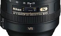 Objetiva Nikon 24-120mm F/4g Ed Vr Fx -