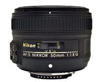 Objetiva Nikon 50mm F1.8 G -