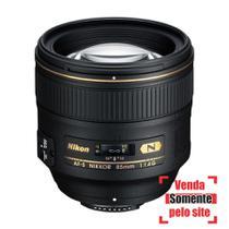Objetiva Nikon 85mm F/1.4g -