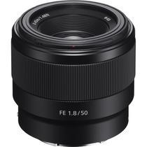 Objetiva Sony FE 50mm f1.8 -