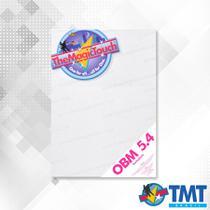 OBM 5.4 A4  Transfer para impressora Laser para tecidos coloridos - Tmt