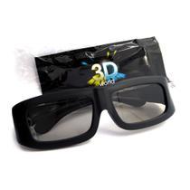 Óculos 3D Sony para Cinema e TV - Compatível com Lg, Samsung , Panasonic e Outros -