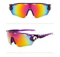 Oculos Ciclismo Sol Mtb Speed Esportivo Uv 400 - Asrock