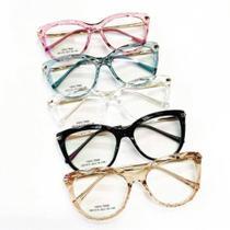 Óculos de grau diamante preto - Mit