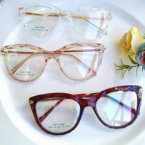 Óculos de Grau Óculos Diamante Nude - Mite