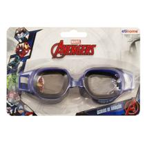 Óculos de Nataçâo Infantil Avengers Os Vingadores - 133743 - Etilux