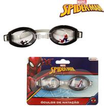 Óculos de Nataçâo Infantil Spider Man Homem Aranha - 133744 - Etilux