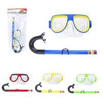 Oculos de natacao mascara de mergulho e snorkel colors - Wellmix