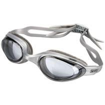 c9be5cc63 Óculos de Natação Speedo Hydrovision Cinza Cristal