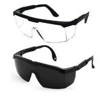 Oculos de Proteção Epi Incolor/Cinza 2 Unidades - Kalipso