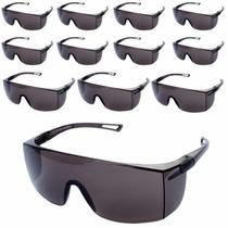 Óculos de Proteção Fumê Sky WPS0203 com 12 Unidades DELTA PLUS d5d1fb8d59