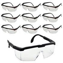 Óculos de proteção incolor - oc - supermedy -