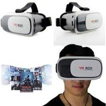 Óculos De Realidade Virtual 3D Para Smartphone - Vr Box 2.0 - SEM CONTROLE - Rts
