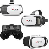 Óculos De Realidade Virtual 3d Para Smartphone - Vr Box 2.0 - Vrbox