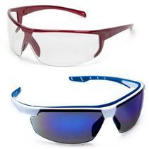 Óculos de Sol Esportivo Feminino Masculino In-Out + Noturno - Univet