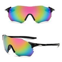Óculos De Sol Esportivo Masculino Feminino Ciclismo Corrida -