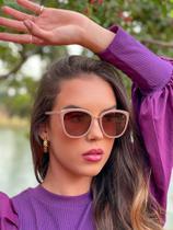 Óculos de Sol Feminino CHAUD - Mod Pétala -