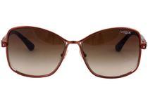 17219aa17743d Óculos De Sol Feminino Vogue VO3832 811