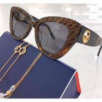Óculos de sol fendi f is ff 0306/s 086/ir-50 -